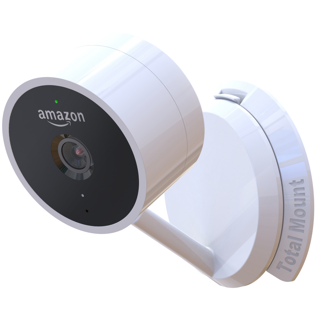 TotalMount Hole-Free Wall Mount for Amazon Cloud Cam